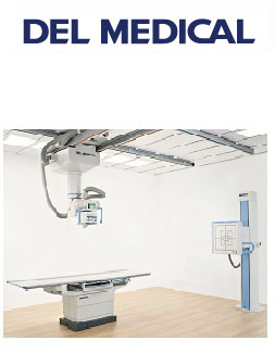 Del Medical OTC Radiographic System