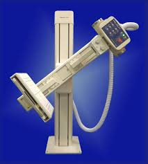 PAUSCH Paxis 100 Digital Radiographic Straight Arm
