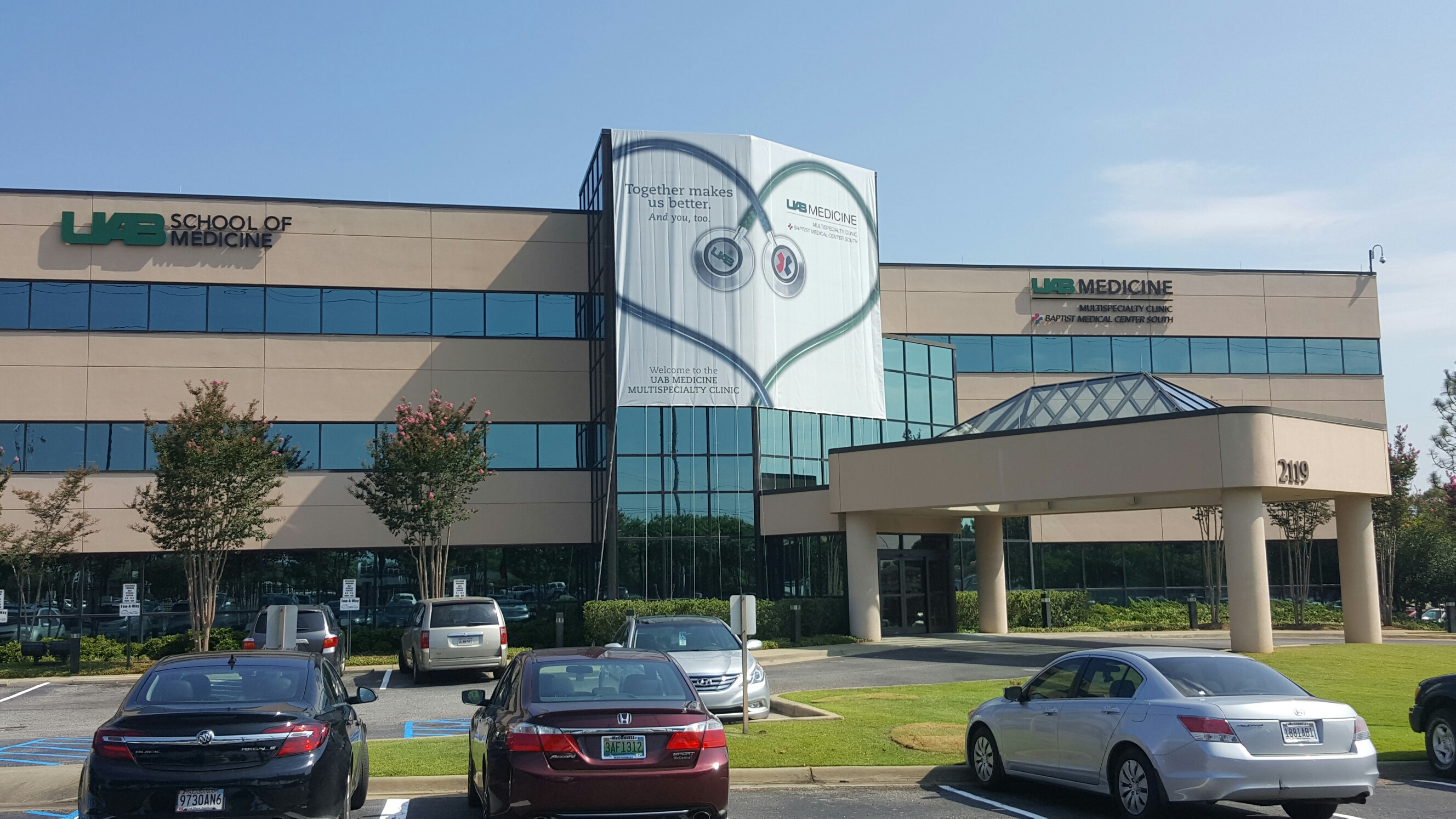 UAB Multi Specialty Clinic at Baptist Medical Center South